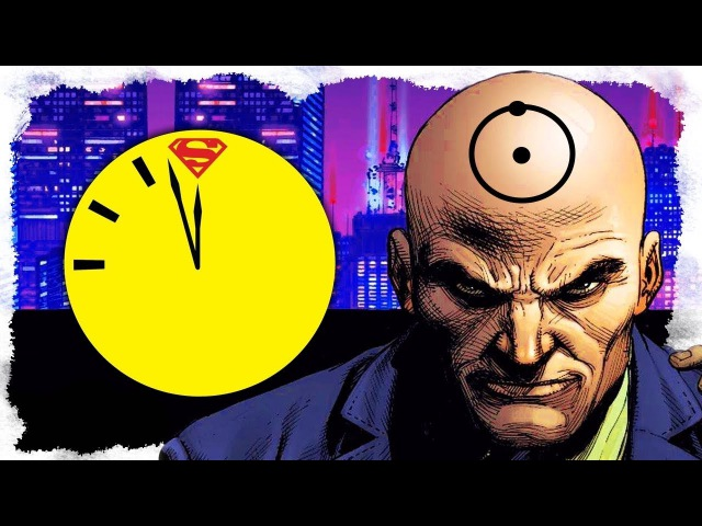 ЧАСЫ СУДНОГО ДНЯ: РОРШАХ встретил БЭТМЕНА! Поиски ДОКТОРА МАНХЭТТЕНА \ Doomsday Clock. Wa...