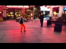 Live Freestyle to Universal Citywalk Beatbox-BoxOfBeats