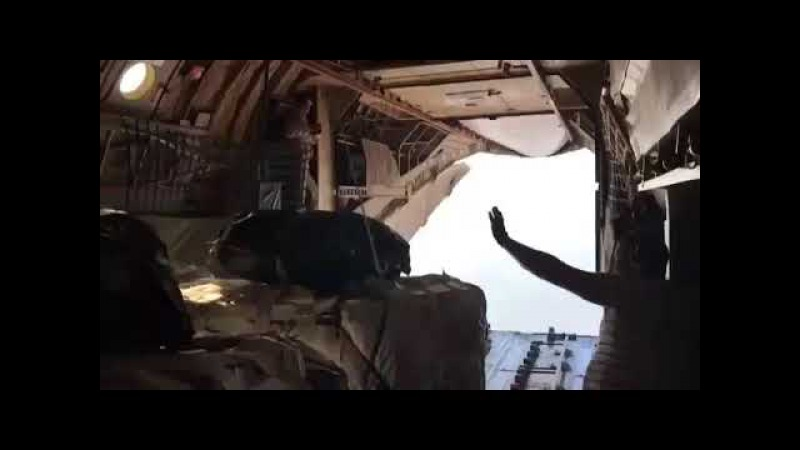 СУ-30СМ эффектно заглянул в ИЛ-76 Russian SU-30SM effectively looked into IL-76