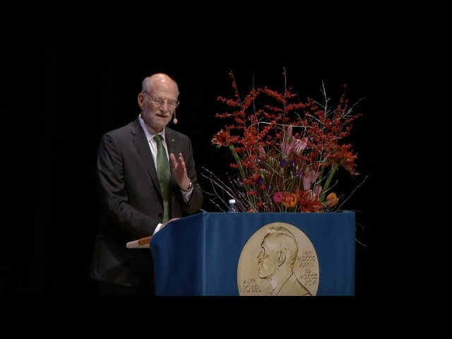 Nobel Lecture: Michael Rosbash, Nobel Prize in Physiology or Medicine, 2017