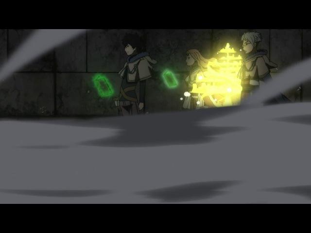 15 Черный клевер / Black Clover - 15 серия Zoulding [AniZone.TV]