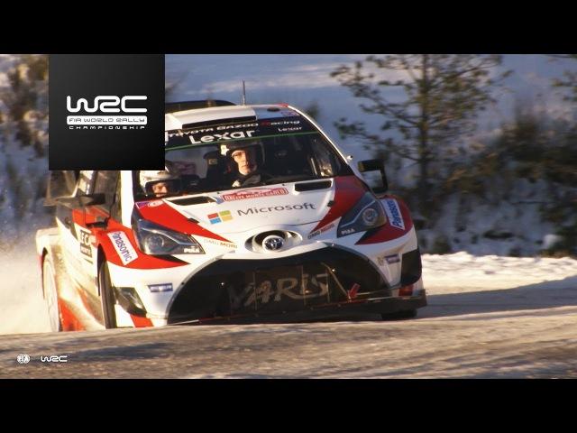 WRC - Rallye Monte-Carlo 2018 PREVIEW Clip