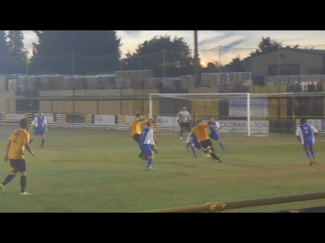 Stanway Rovers vs Barking AET Emirates FA Cup Preliminary Round Replay 23 08 2016 raport 720p