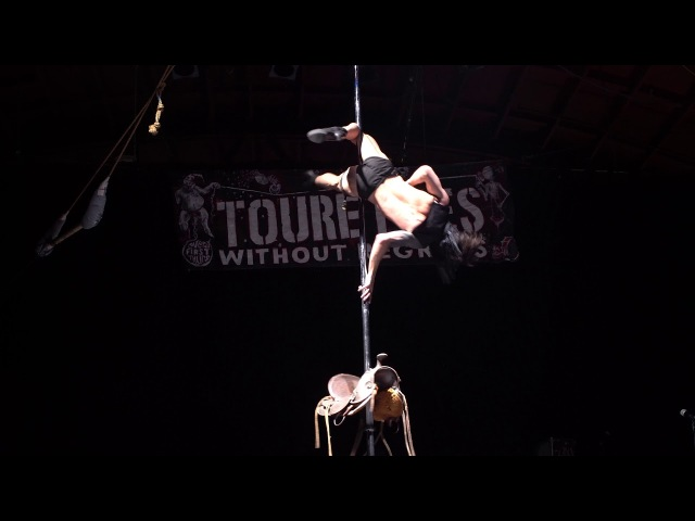 09 Seanmichael Polaris - Pole Dance - Tourettes Without Regrets - Wild West Oakland 3/1/2018