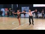 Ion Alexandru - Toma Diana Andreea, ROU, Final Solo Jive
