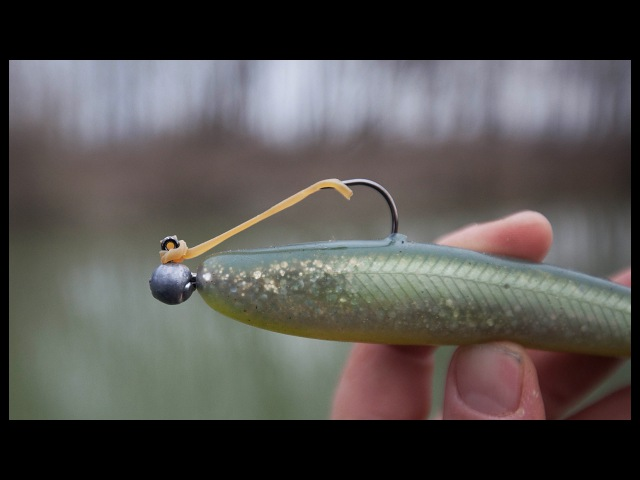 How to make your jig weedles with a rubber band