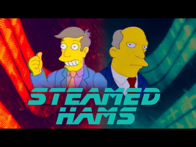 Steamed Hams but Chalmers is a Blade Runner