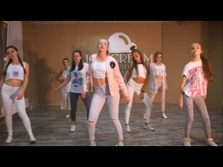 DANCEHALL CHOREO BY VERUN LIL' ICE CREAM | ROTIMI FEAT. KRANIUM - WANT MORE