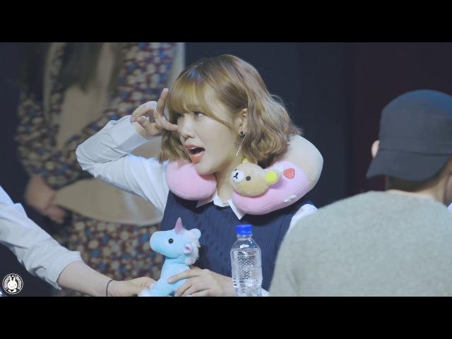 [4K] 180225 오마이걸 미미 직캠 '팬사인회' Oh My Girl(Mimi) Fancam @비밀정원 팬사인회 대전중구문화원 By 벤뎅이