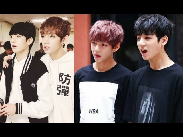 BTS Jungkook V Lost Way 😂 Funny Moment Kpop [VKG]