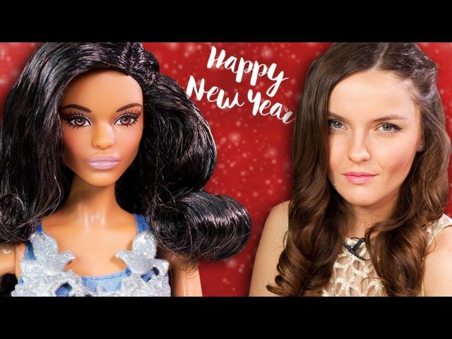 ЧТО СКРЫВАЕТ КОРСЕТ Holiday Barbie 2016 Новогодняя Барби Обзор куклы Распаковка На Новый год