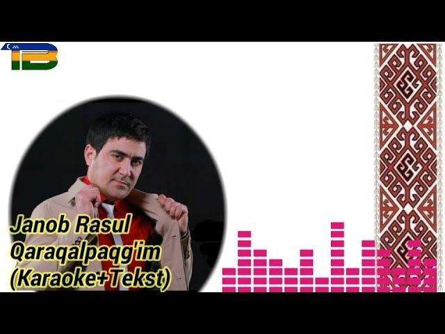 Qaraqalpaqsha Karaoke | Қарақалпақша Караоке