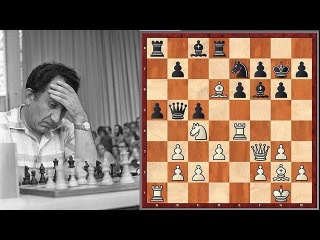 Fischer Called Petrosian's Move A Real Problem Move!