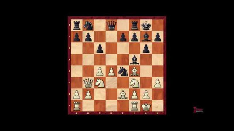 Скандинавская защита с Kf6 за белых