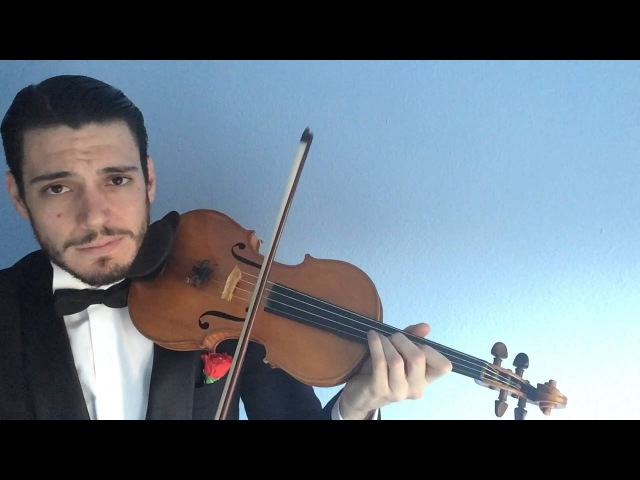The GodFather violin cover by Pablo Navarro