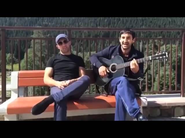 Исмаил Коркмазов песни под гитару