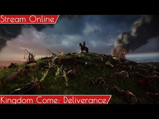 Kingdom Come Deliverance ► начало начал 1
