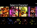 Play as ALL ANIMATRONICS PLUSHIES!! FNAF 1 Simulator JUMPSCARES