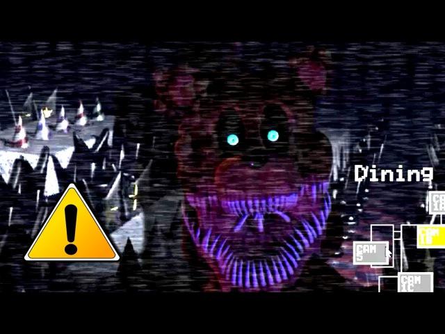TWISTED FREDDY MOD!! | Five Nights at Freddy's NEW ANIMATRONIC