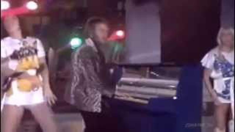 Фрагмент выступления ABBA - Anni-Frid на сцене 1981 г.