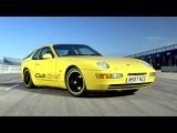 Porsche 968 Club Sport UK spec