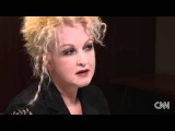 Cindy Lauper talks about Madonna