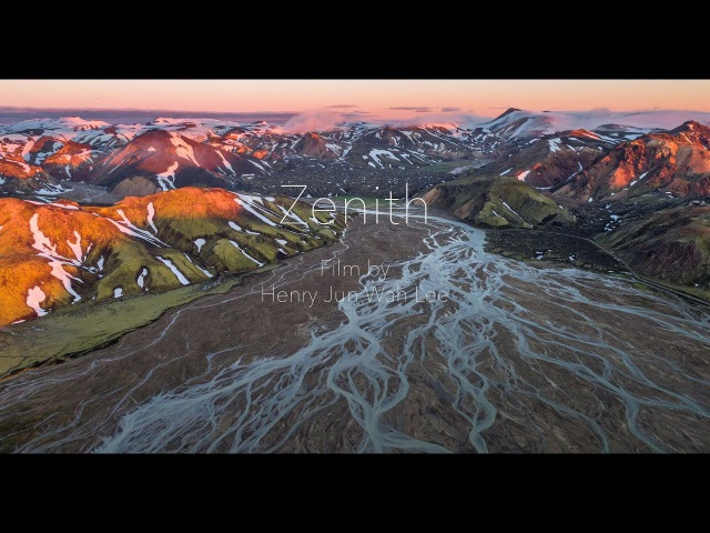 Zenith 4K: Chasing Light in the Icelandic Highlands