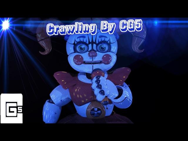 SFM | FNAF | Crawling | Collab MINECRAFTFNAFSFM | By CG5