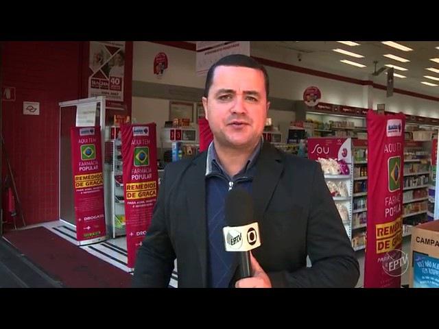 Cinco cidades da região de Campinas encerram parceria com programa Farmácia Popular G1 Campinas e
