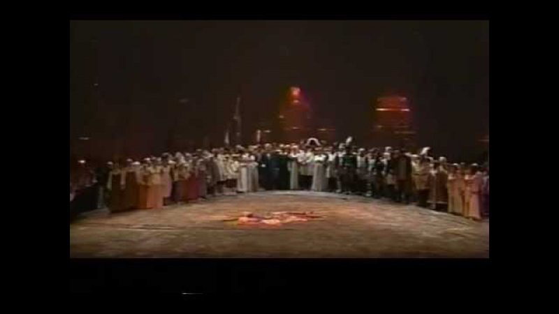 Dmitri Hvorostovsky-Curtain Call from War and Peace