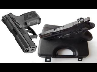 T-REX (CZ P-07) и GP-910 (Grand Power) 9mm Травматические пистолеты | Беглый Осмотр в магазине ПУЛЯ