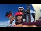 Çizgi film Eğlenceli Çocuk Video - Playmobil Pirates Almanca