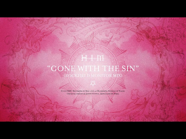 HIM Gone With The Sin Rockfield Monitor Mix 1999