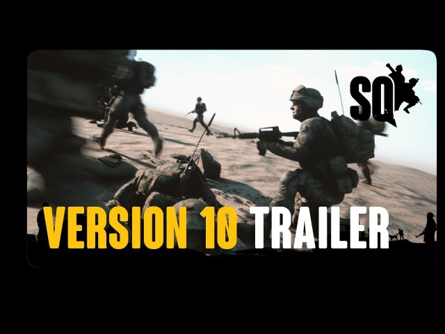 Squad: Alpha 10 Release Trailer