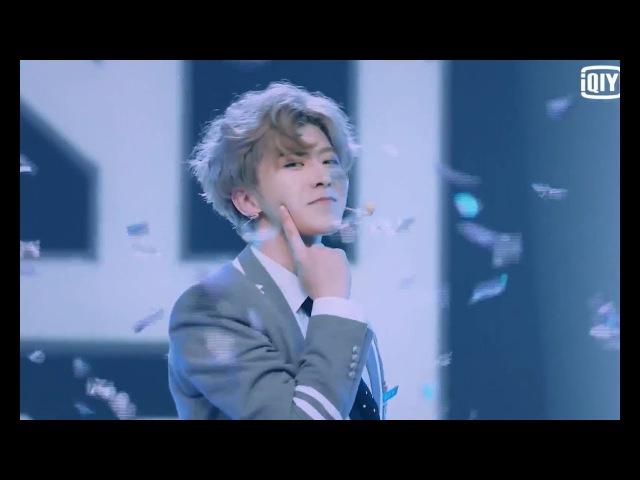 [ENG] 《偶像练习生》 Idol Producer Theme Song 《Ei Ei》 Stage Ver