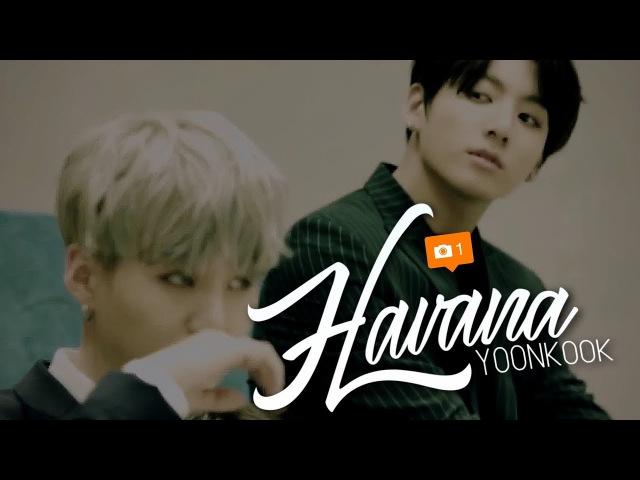 Yoonkook; havana — bodyguard!au