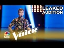 The Voice 2018 - Britton Buchanan Blind Audition: Trouble (Sneak Peek)