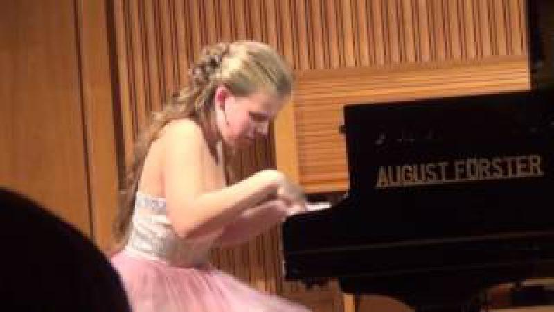 Chopin Etudes op 10 Eva Gevorgyan 12 y. o.