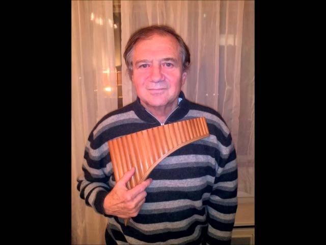 Mihály Gyula pánsíp /pan flute/ G. Koltay: Szállj sólyommadár