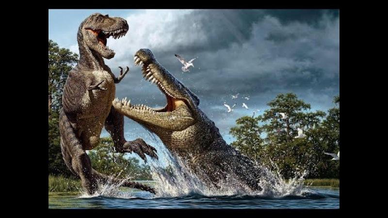 Саркозух Самый большой крокодил в мире