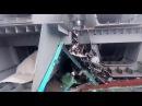 Авария в Москве жесть