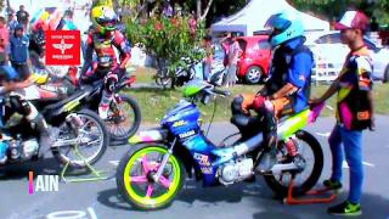 Kejuaraan Road Race Final Bbk 4T 125cc Namlea Maluku