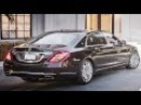 Mercedes Maybach S600 2018 World's Most Luxurious Car Yet