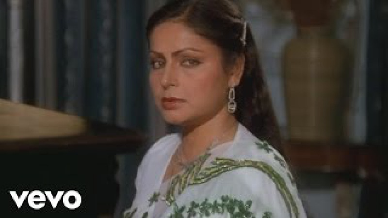 Pighalta Aasman | Rakhee | Shashi Kapoor | Rati Agnihotri | Alka Yagnik | Sadhana Sargam