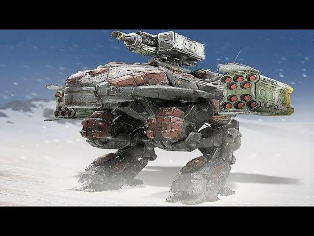 Battle Of Titans [BoT] Gameplay - MAO Sarisa Rockets Build