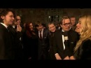 Gary Oldman and his family on the red carpet at BAFTA Awards 2018
