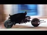 Creating, Stunts Batmobile &amp Batpod 'The Dark Knight Trilogy' Featurette