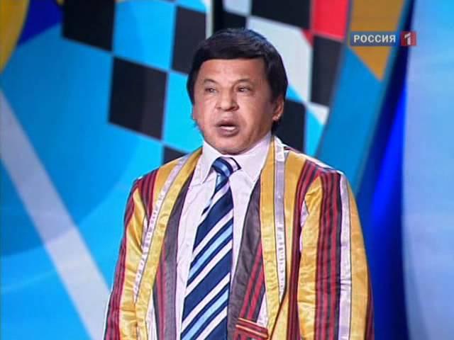 Hовогодние Кривое зеркало Обид Асомов 2012