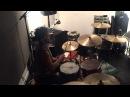 Derrick Peltz - Drumming to Syd Youth's Phuck Around