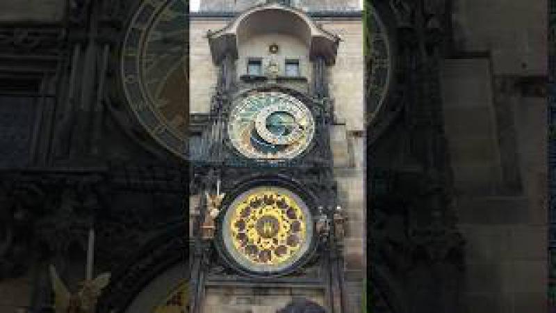 Prag Astronomik Güneş Saati (15-06-2015) by Mustafa Yıldırım
